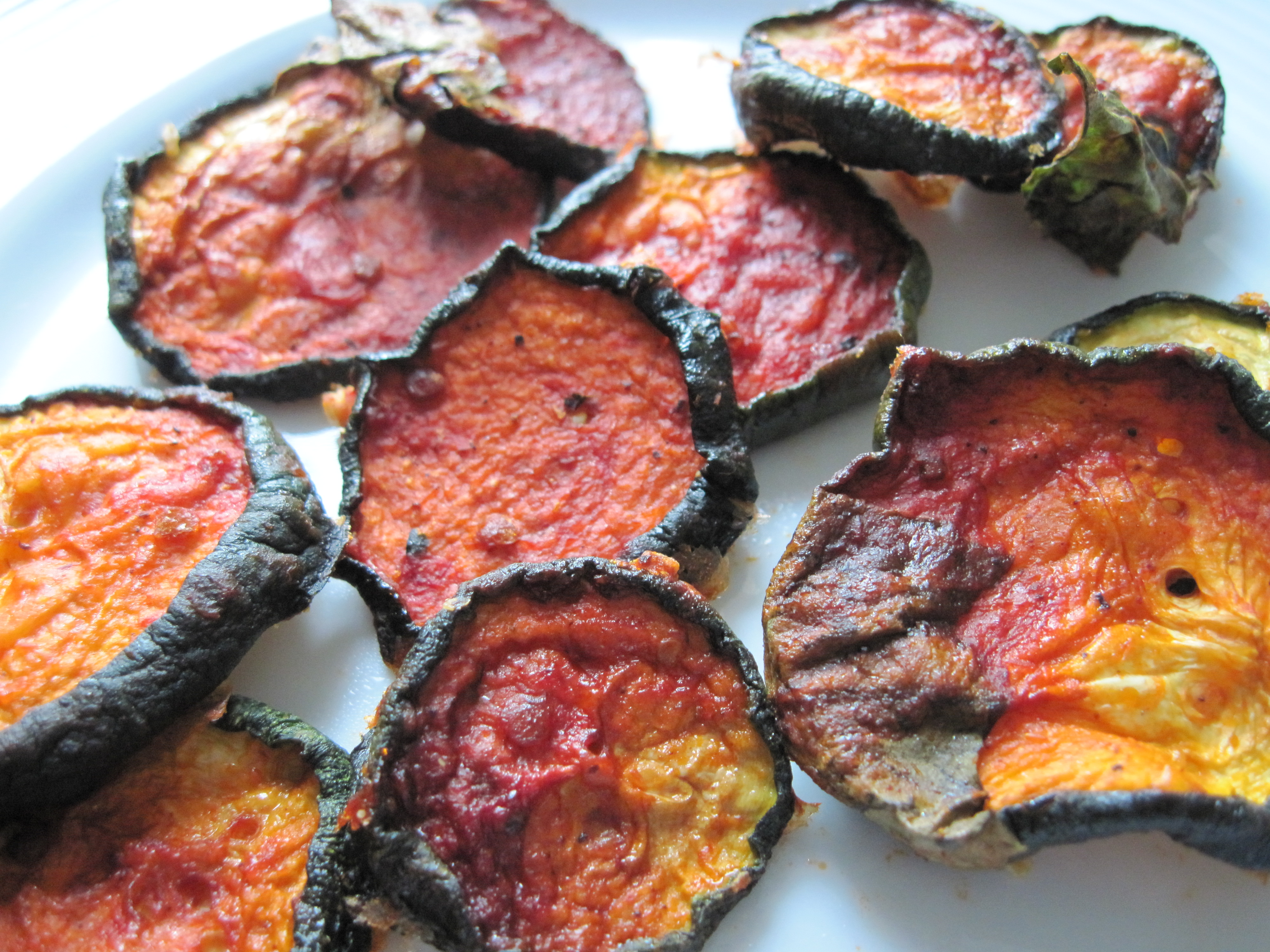 Raw vegan bbq zucchini chips delectable forumfinder Gallery