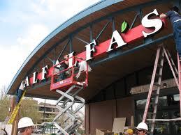 Alfalfa's vegan-friendly market in Boulder