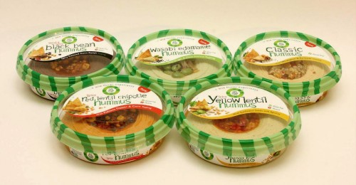 The vegan flavors from Eat Well Enjoy Life