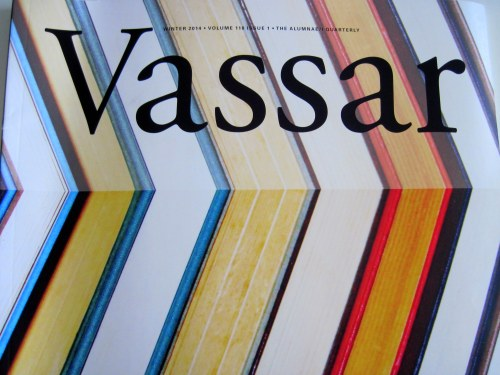 Vassar Quarterly Spring/Summer issue Volume 110 on Queer Vegan Food