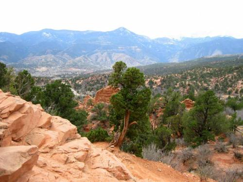 Garden of the Gods in Colorado Springs. With Courtney Pool and Queer Vegan Food.