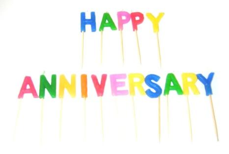vegan anniversary