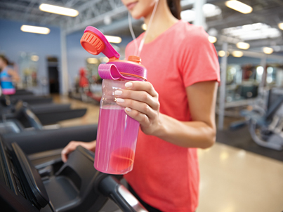 Rubbermaid BPA Free Shaker Bottle