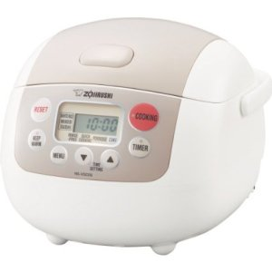 Rice Cooker from Zojirushi on Queer Vegan Food
