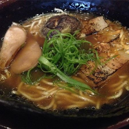 Shizen ramen in SF