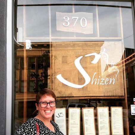 Lara Yaz at Shizen in SF!